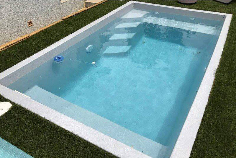 coque piscine freedom